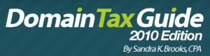 Taxes on domains