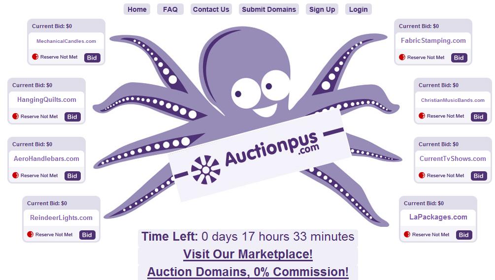 Auctionpus