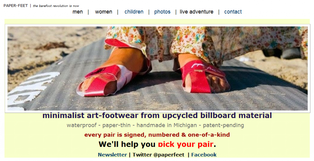Paper-Feet.com