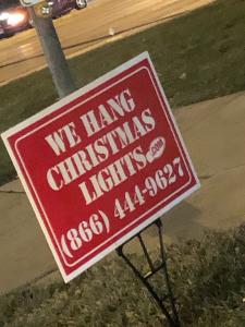 Christmas Lights Domain